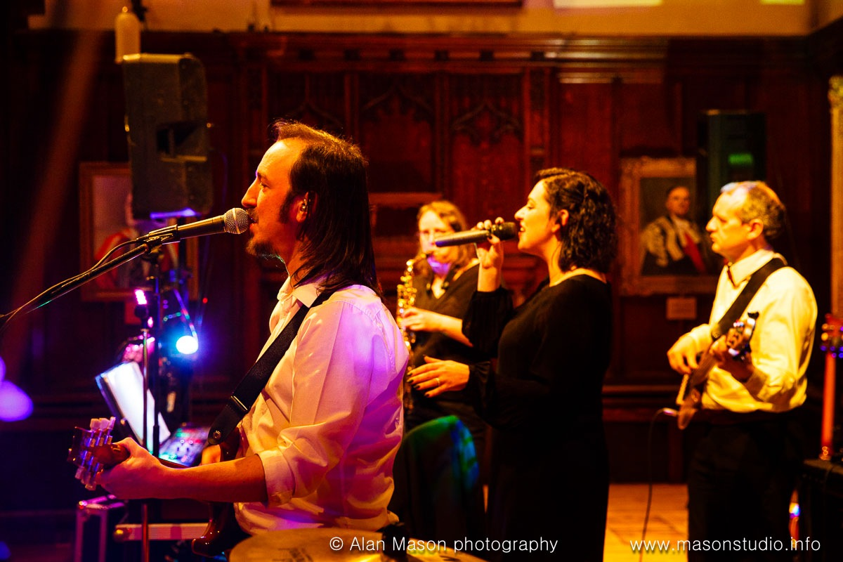 wedding party band Newcastle